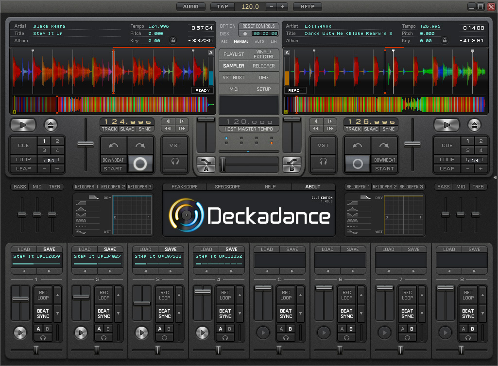 Deckadance 2 42 For Windows 7 Vista Xp