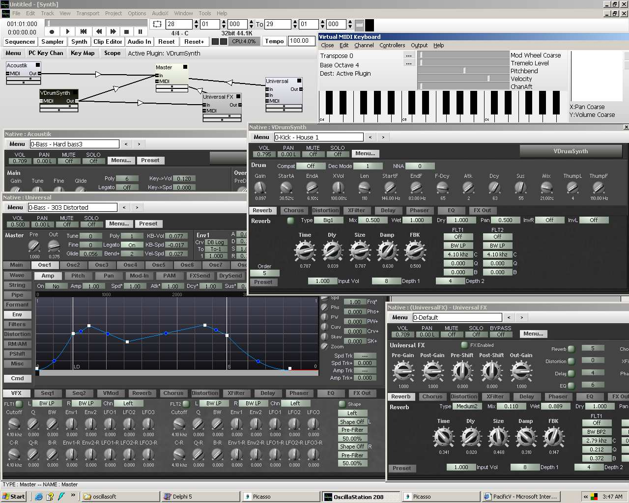 music sequencer software