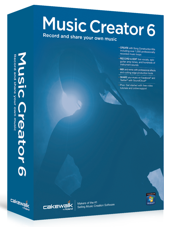 Cakewalk Music Creator 4.0 (1 Cd)
