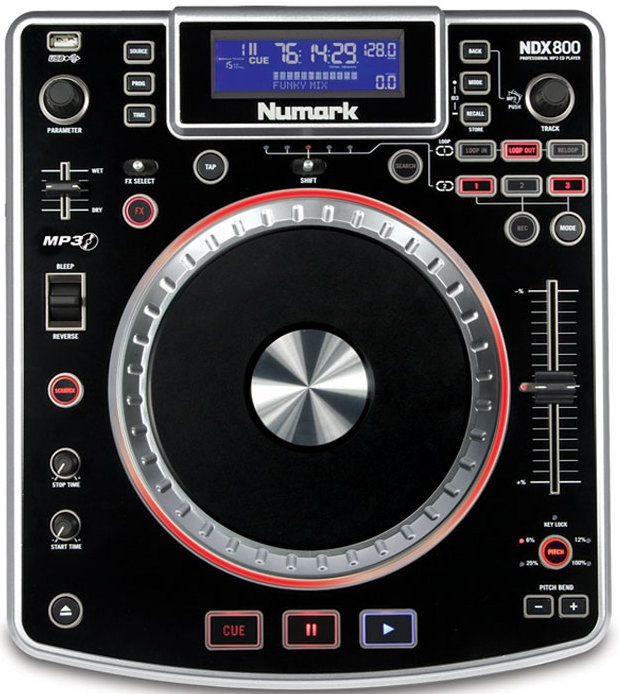 Numark NDX800