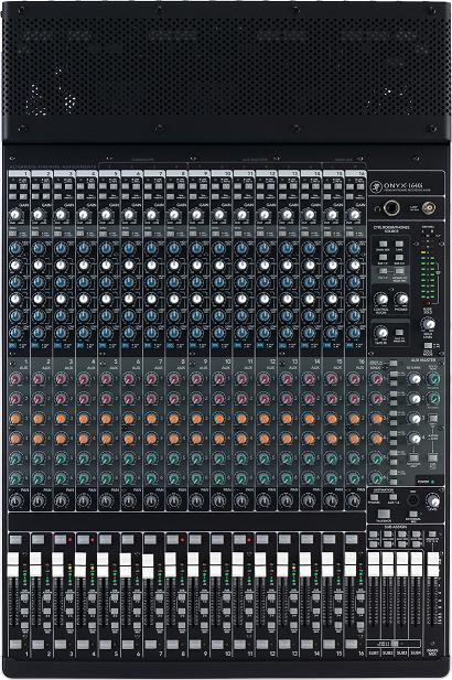 Mackie Onyx 1640i Mixer