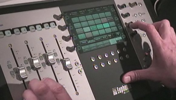 Euphonix MC Control with Pro Tools 9