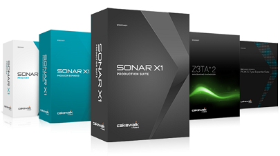 SONAR X1 Production Suite