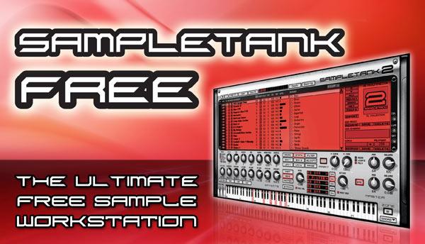 Kvr: sampletank free by ik multimedia sound module vst plugin.