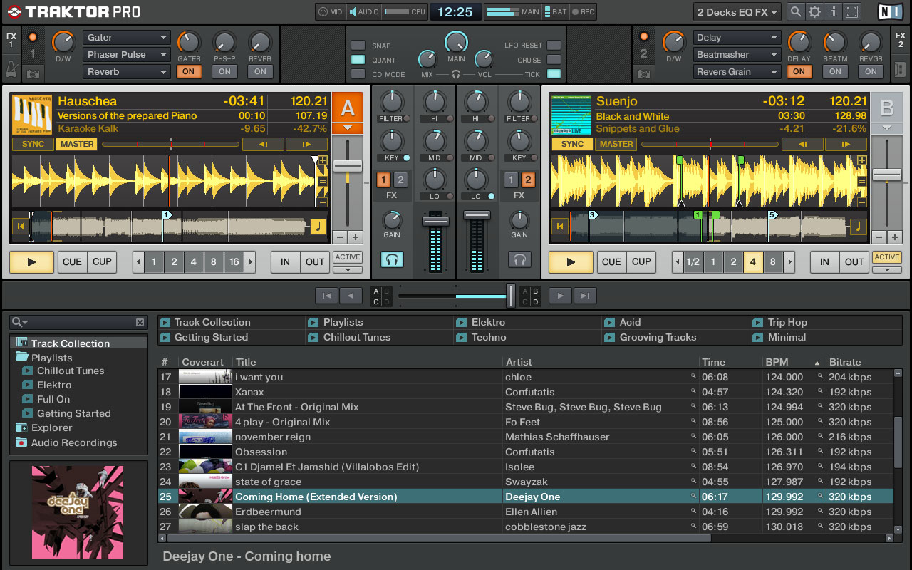 Traktor Pro 2 6 8 for Windows 7/Vista/XP