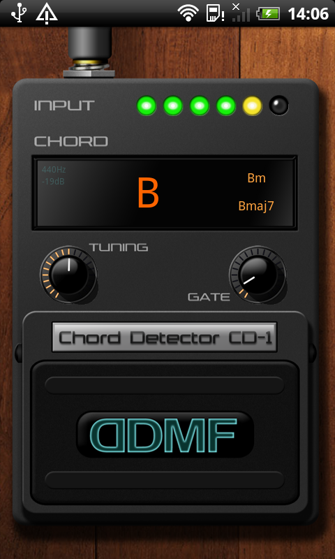 Chord Detector 1 2 for Android