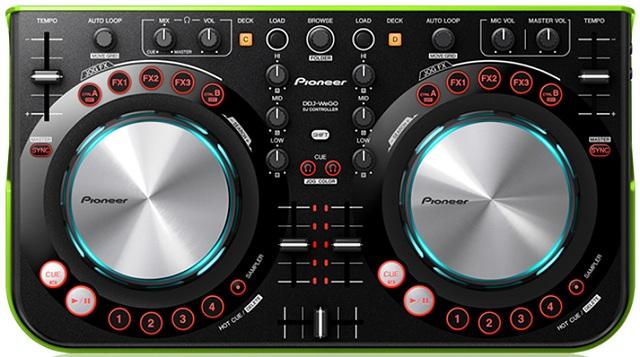 Máy DJ Pioneer DDJ-WeGO Compact DJ Controller