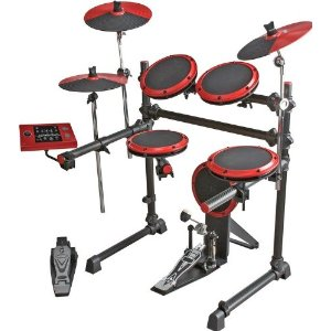 cheap electronic drum set hitsquad. Black Bedroom Furniture Sets. Home Design Ideas