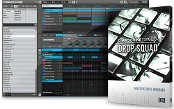 Native Instruments Drop Squad Maschine Expansion