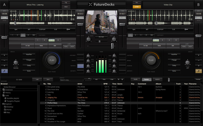 dj software for windows xp
