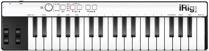iRig Keys Mini Keyboard Controller