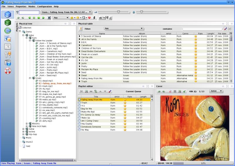 Jajuk v1 10 6 for Linux