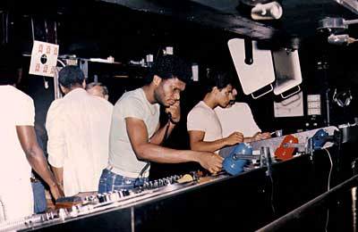 Larry Levan became the DJ of the first true DJ club