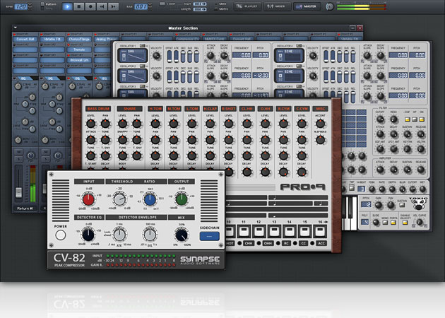 Hydra vst crack software
