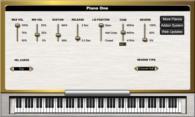 piano pc download