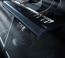 roland rd 800 digital piano namm 2014 hitsquad. Black Bedroom Furniture Sets. Home Design Ideas