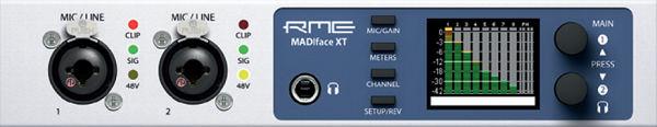 RME Madiface XT Audio Interface