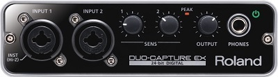 Roland Duo-Capture EX