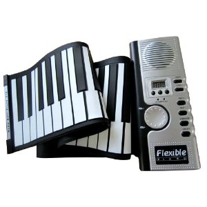 Roll up Electronic Piano Keyboard