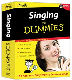 Singing for Dummies Software