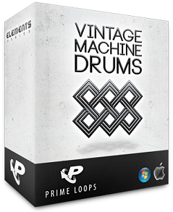 Prime Loops Vintage Machine Drums