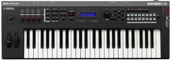 Yamaha MX61 and MX49 Synthesizer